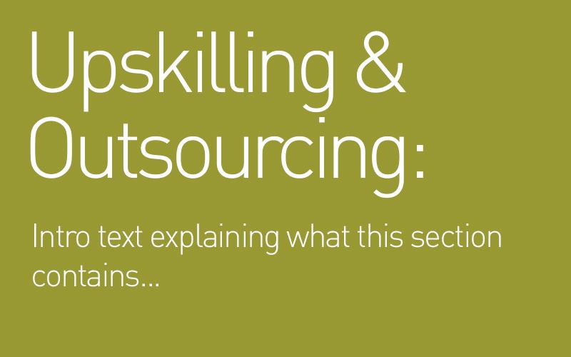 Skills-Upskilling