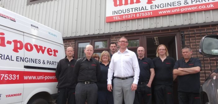 Uni–Power Celebrates 30 Years as a Kubota Engine Dealer