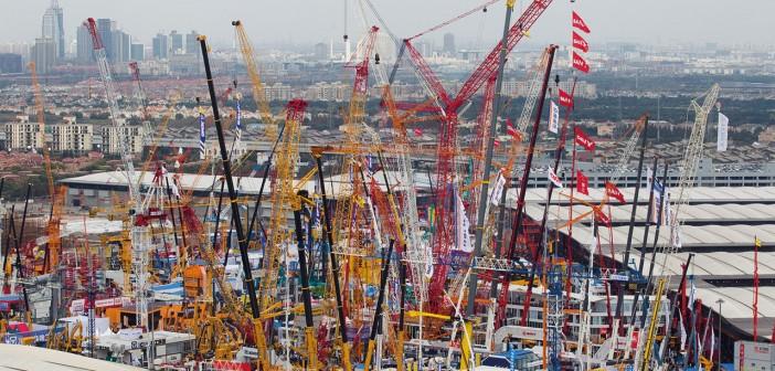 Bauma China Cea Construction Equipment Association