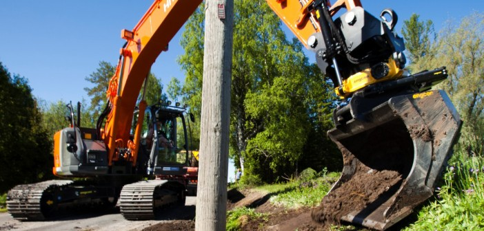 Engcon establishes operation in the Netherlands.