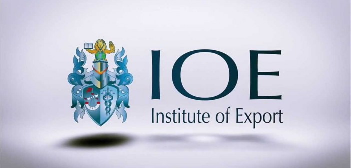 Institute of Export – Introduction to Exporting Course.